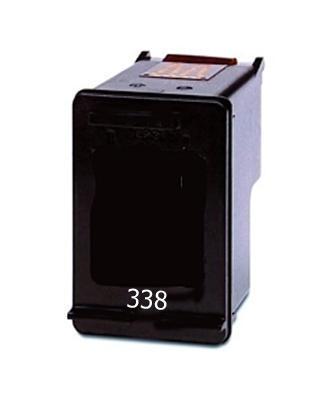 Inkoust HP 338 / C8765E kompatibilní, černý, 20 ml !! -- --- 1,8 x více inkoustu