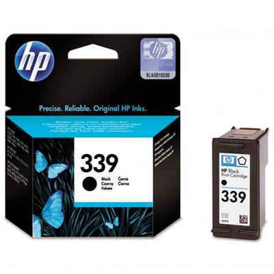 Inkoust HP 339 / C8767E originální, černý, 21 ml
