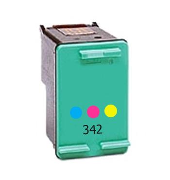 Inkoust HP 342 / C9361E kompatibilní, barevný, 12 ml !!