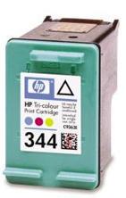 Inkoust HP 344 / C9363E originální, barevný, 14 ml