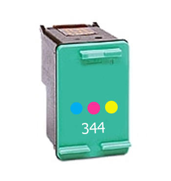 Inkoust HP 344 / C9363E kompatibilní, barevný, 14 ml