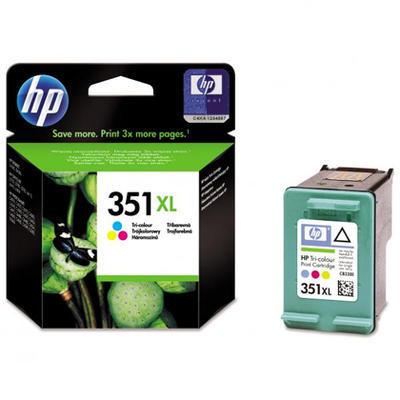 Inkoust HP 351XL / CB338E originální, barevný, 14 ml !!