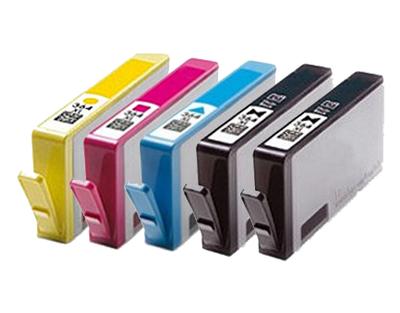 ** Sada 5 inkoustů HP 364XL CMYK do tiskáren HP se slevou 10 % !!