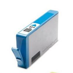 Inkoust HP 364XL / CB323EE kompatibilní, azurový, 15 ml !!
