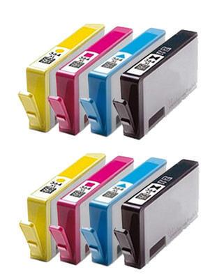 ** Sada 8 inkoustů HP 364XL CMYK do tiskáren HP se slevou 20 % !!