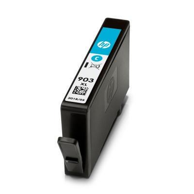 Inkoust HP 903XL / T6M03AE originální, azurový, 9,5 ml !!