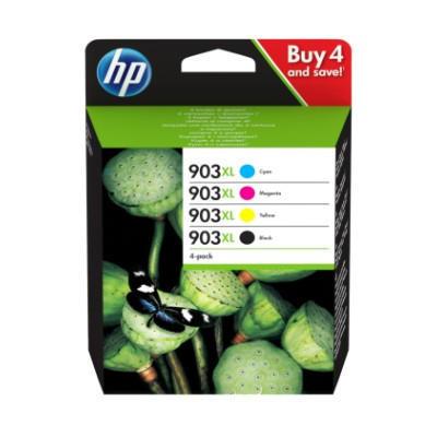 ** Inkousty HP 903XL / 3HZ51AE originální, multipack, 4 barvy
