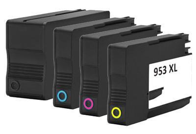 ** Sada 4 inkoustů HP 953XL CMYK do tiskáren HP se slevou 10 % !!