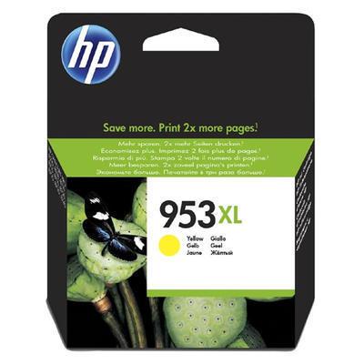 Inkoust HP 953XL / F6U18AE originální, žlutý 20 ml !!
