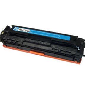 Toner HP CB541A / HP CLJ CP1215 kompatibilní, azurový, 1.400 str.