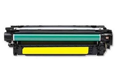 Toner HP CE402A / HP CLJ Pro 500 MFP M570 kompatibilní, žlutý, 6.000 str.