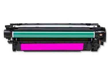 Toner HP CE403A / HP CLJ Pro 500 MFP M570 kompatibilní, purpurový, 6.000 str.