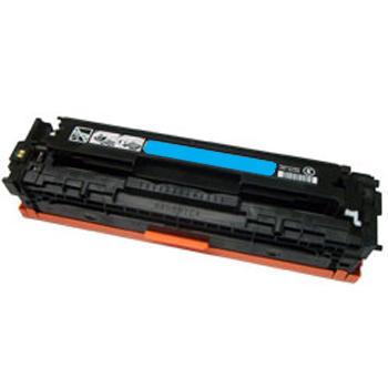 Toner HP CF381A / HP CLJ Pro M476 kompatibilní, azurový, 2.700 str.