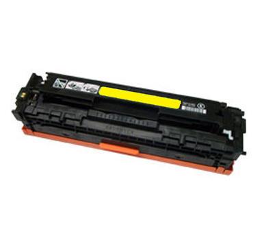 Toner HP CE322A / HP CLJ Pro CP1525 kompatibilní, žlutý, 1.300 str.