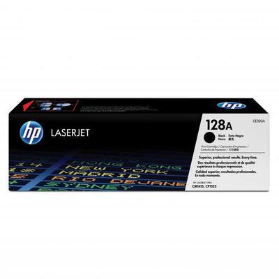 Toner HP CE320A / 128A originální, černý, 2.000 str.
