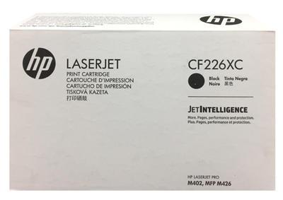 Toner HP CF226XC / 26X originální, černý, 9.000 str. !!