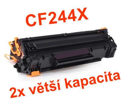 Toner HP CF244X / HP 44X kompatibilní, černý, 2.000 str.