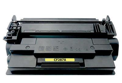 Toner HP CF287A / HP 87A kompatibilní, černý, 9.000 str.