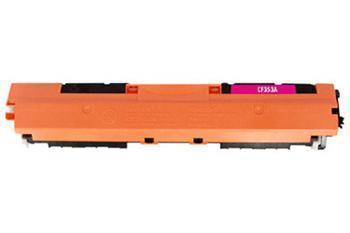 Toner HP CF353A / HP CLJ Pro MFP M176n kompatibilní, purpurový, 1.000 str.