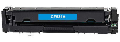 Toner HP CF531A / HP CLJ Pro MFP M180n kompatibilní, azurový, 900 str.