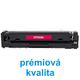 Toner HP CF533A / HP CLJ Pro MFP M180n kompatibilní, purpurový, 900 str. - PRÉMIUM - 1/2