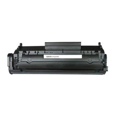 Toner HP Q2612A / HP 12A kompatibilní, černý, 2.000 str. - 1
