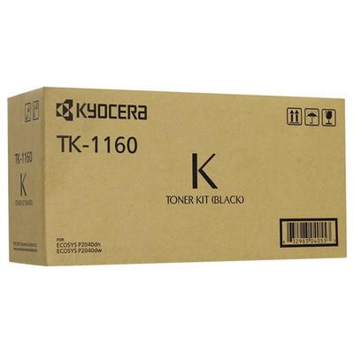 Toner Kyocera TK-1160 originální, černý, 7.200 str. - 1