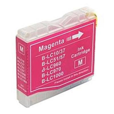Inkoust Brother LC-1000M / LC-970M kompatibilní, purpurový, 20 ml !!
