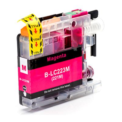 Inkoust LC-223M kompatibilní s Brother LC-223M, purpurový, 10 ml !!