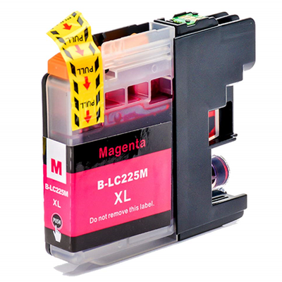 Inkoust LC-225XL M kompat. s Brother LC-225XLM, purpurový, 15 ml !!