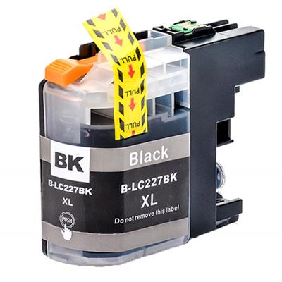 Inkoust LC-227XL BK kompatibilní s Brother LC-227XLBK, černý, 30 ml !!