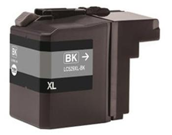 Inkoust LC-529XL BK kompat. s Brother LC-529XLBK, černý, 50 ml !!