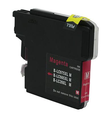 Inkoust LC-985M kompatibilní s Brother LC-985M, purpurový, 19 ml !!