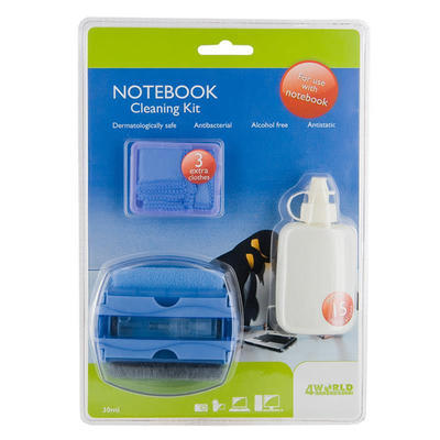 Čisticí souprava pro notebook / Notebook Cleaning Kit - 1