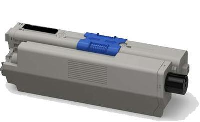 Toner C301K kompatibilní s OKI C301, C321, MC332, MC342 černý, 2.200 str.