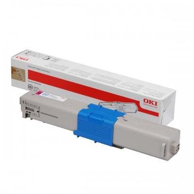Toner OKI C310, C330, C510, C530 aj. originální, purpurový, 2.000 str. - 1