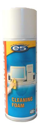 Čisticí pěna na umělohmotné povrchy - 400 ml, sprej - 1