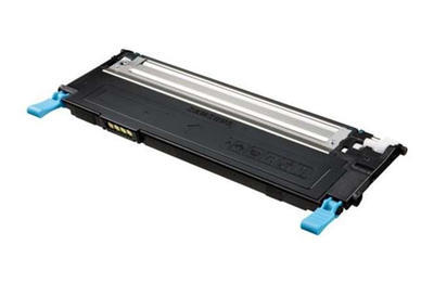 Toner CLP-360C kompat. se Samsung C406S, azurový, 1.000 str.
