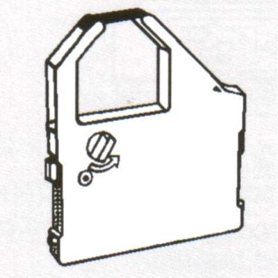 Páska do Star LC-10, LC-20 aj. kompatibilní, černá - 1 ks