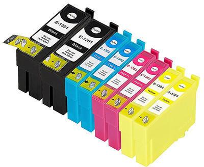 ** Sada 8 inkoustů T1301,2,3,4 / 13XL do tiskáren Epson se slevou 20 % !!