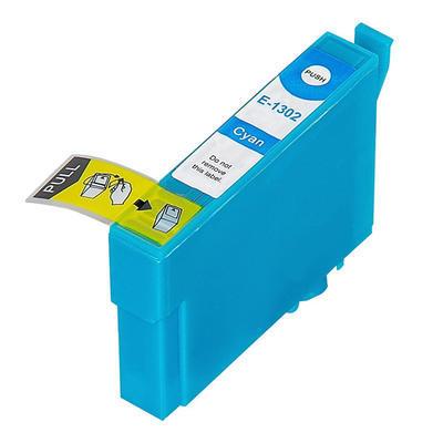 Inkoust T1302 kompatibilní s Epson T1302 / 13XL, azurový, 16 ml !!
