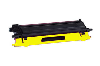Toner TN-135Y kompatibilní s Brother TN-135Y, žlutý, 4.000 str. !!