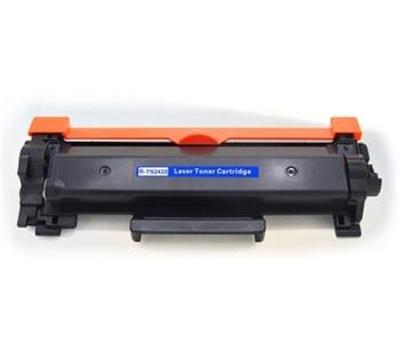 Toner TN-2421 kompat. s Brother TN-2421 / TN-2411, černý, 3.000 str. !! s čipem