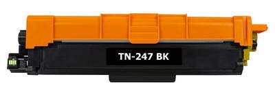 Toner TN-247BK kompat. s Brother TN-247BK, černý, 3.000 str. !!