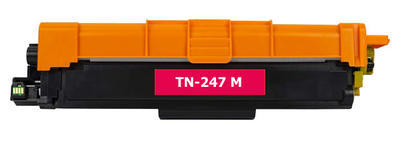 Toner TN-247M kompat. s Brother TN-247M, purpurový, 2.300 str. !!