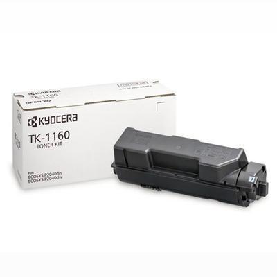 Toner Kyocera TK-1160 originální, černý, 7.200 str. - 2