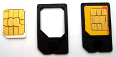 MicroSIM adaptér - 1 ks + 1 ks ZDARMA - 2