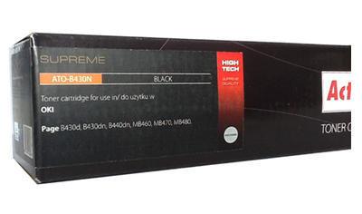 Toner B420 / typ 43979202 kompat. s OKI B430, MB460, černý, 7.000 str. !! - 2