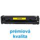 Toner HP CF532A / HP CLJ Pro MFP M180n kompatibilní, žlutý, 900 str.  - PRÉMIUM