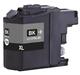 Inkoust LC-129XL BK kompatibilní s Brother LC-129XLBK,  černý, 2400 str.